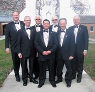 4th Degree Exemplification, April 2013, Milford