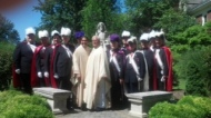 Diocese 60th Anniversary Mass, 8/4/13